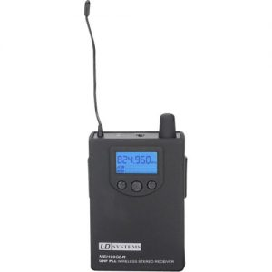 LD Systems MEI 100 G2 BPR Belt Pack Receiver at Gear 4 Music Image
