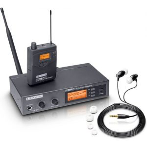 LD Systems MEI1000G2 In-Ear Monitoring Wireless System at Gear 4 Music Image
