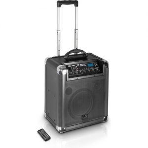 LD Systems RoadJack 10 Portable PA Loudspeaker with Mixer + Bluetooth at Gear 4 Music Image