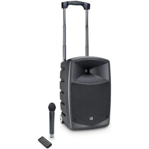 LD Systems Roadbuddy 10 Portable PA Speaker with Microphone at Gear 4 Music Image
