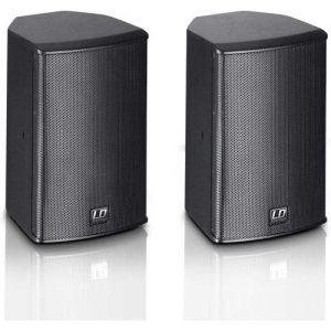 LD Systems SAT 62 G2 6.5 Passive Installation Monitor Black (Pair) at Gear 4 Music Image