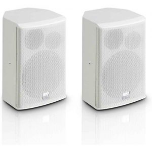 LD Systems SAT 62 G2 6.5 Passive Installation Monitor White (Pair) at Gear 4 Music Image