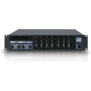 LD Systems SP46K 4 Channel Power Amplifier at Gear 4 Music Image