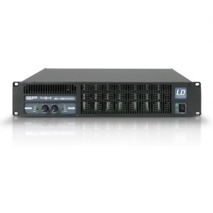 LD Systems SP4K 2 Channel Power Amplifier at Gear 4 Music Image
