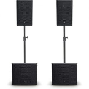 LD Systems Stinger G3 Active PA Speaker and Subwoofer Bundle at Gear 4 Music Image