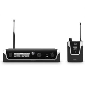 LD Systems U508 IEM In Ear Monitoring System at Gear 4 Music Image