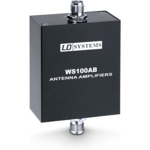 LD Systems WS 100 Wireless Antenna Booster at Gear 4 Music Image