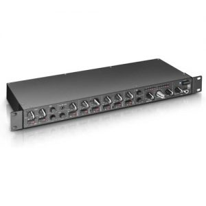 LD Systems ZONE622 2 Zone Rack Mixer at Gear 4 Music Image