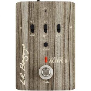 L.R. Baggs Align Series Active DI Pedal at Gear 4 Music Image