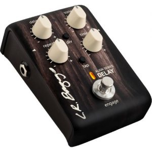 LR Baggs Align Series Delay Pedal at Gear 4 Music Image