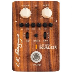 L.R. Baggs Align Series Equalizer Pedal at Gear 4 Music Image