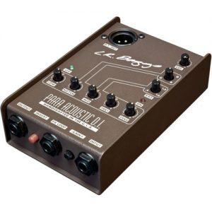 L.R. Baggs Para DI Acoustic Pre-Amp with 5-band EQ at Gear 4 Music Image