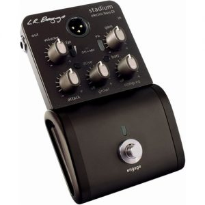 L.R. Baggs Stadium Electric Bass DI Effects Pedal at Gear 4 Music Image
