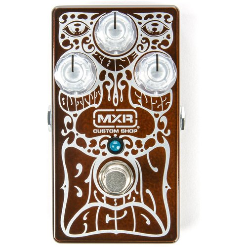 MXR Custom Shop Brown Acid Fuzz Limited Edition at Gear 4 Music Image