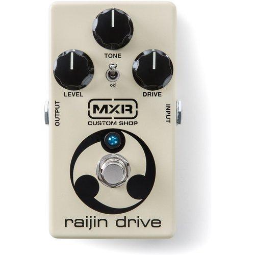 MXR Custom Shop Rajin Drive Ltd Edition at Gear 4 Music Image