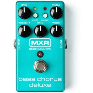 MXR M83 Bass Chorus Deluxe Effects Pedal at Gear 4 Music Image