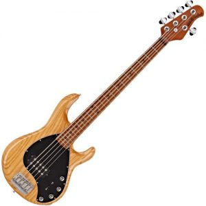 Music Man StingRay 5 Special Bass H MN Classic Natural at Gear 4 Music Image