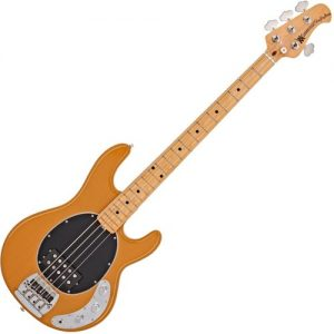 Music Man StingRay Old Smoothie Bass Butterscotch at Gear 4 Music Image