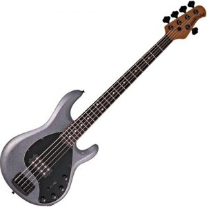 Music Man StingRay5 Special Bass EB Charcoal Sparkle at Gear 4 Music Image