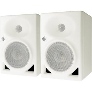 Neumann KH120AW Active Studio Monitor Pair White at Gear 4 Music Image