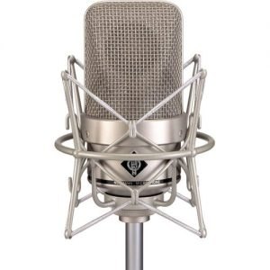 Neumann M 150 Tube UK Studio Condenser Microphone at Gear 4 Music Image
