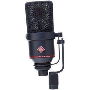 Neumann TLM 170 R mt Switchable Studio Microphone Black at Gear 4 Music Image