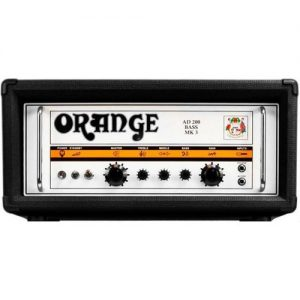 Orange AD200B MKIII Bass Head Black at Gear 4 Music Image