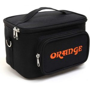 Orange Accessory Bag for Micro Terror and Bax Bangeetar at Gear 4 Music Image