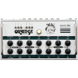 Orange Acoustic Pre Stereo Valve Acoustic Preamp - Nearly New at Gear 4 Music Image
