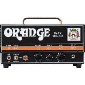Orange Dark Terror Head at Gear 4 Music Image