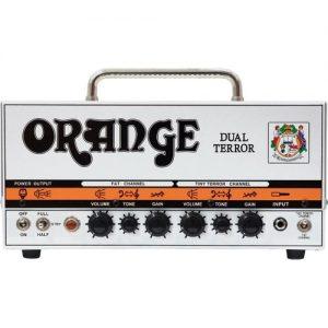 Orange Dual Terror Head at Gear 4 Music Image
