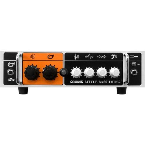 Orange Little Bass Thing 500w Bass Head at Gear 4 Music Image