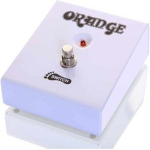 Orange MC-FS1 Single Button Footswitch at Gear 4 Music Image