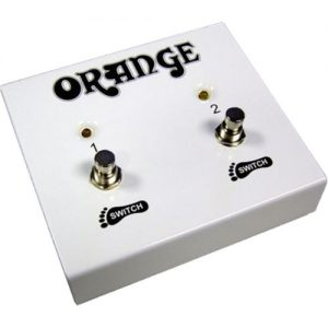 Orange MC-FS2 Dual Button Footswitch at Gear 4 Music Image