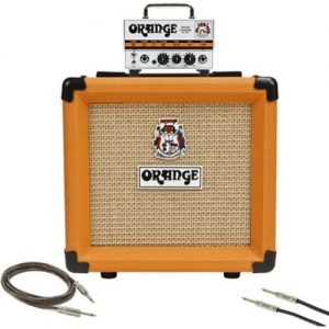 Orange Micro Terror Guitar Amp Pack with Cables at Gear 4 Music Image