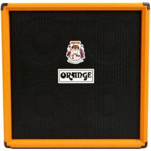Orange OBC410 4x10 Bass Speaker Cab at Gear 4 Music Image