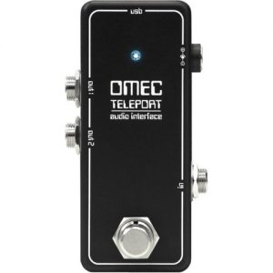 Orange OMEC Teleport Audio Interface at Gear 4 Music Image