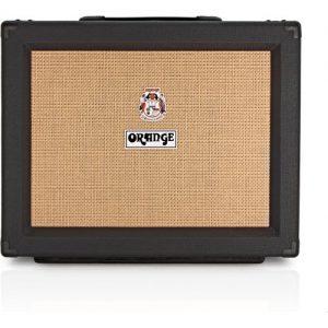 Orange PPC112 1x12 Closed Back Speaker Cab Black at Gear 4 Music Image