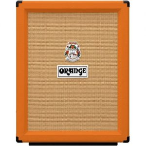 Orange PPC212V Vertical Open Back 2x12 Cabinet at Gear 4 Music Image