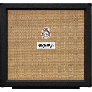 Orange PPC412 4x12 Cabinet Black at Gear 4 Music Image