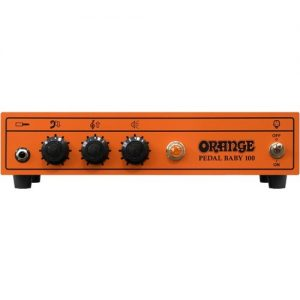 Orange Pedal Baby 100 Power Amp at Gear 4 Music Image