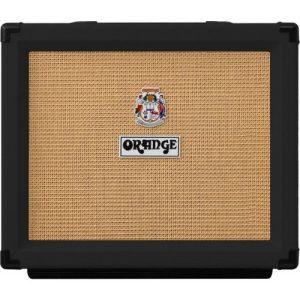 Orange Rocker 15 Combo Black at Gear 4 Music Image
