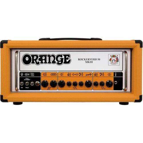 Orange Rockerverb 50 Head MKIII - Nearly New at Gear 4 Music Image