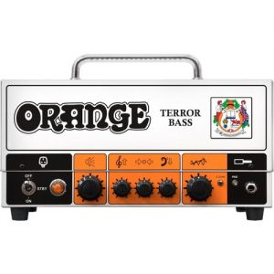 Orange Terror Bass Head at Gear 4 Music Image