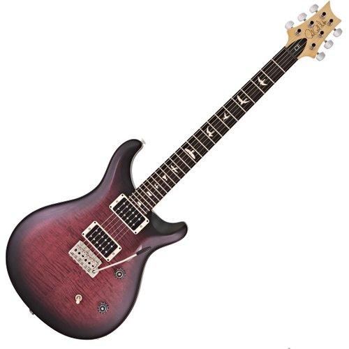 PRS CE 24 Ltd EB Faded Purple Smokeburst Satin at Gear 4 Music Image