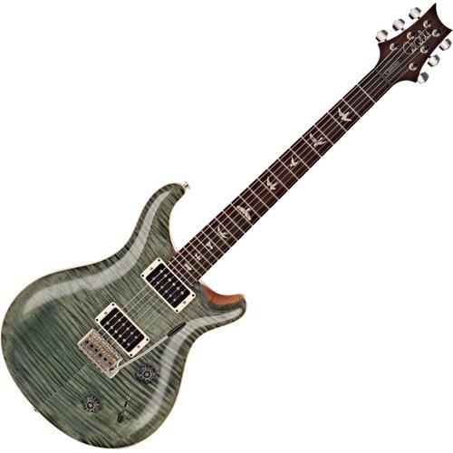 PRS Custom 22 Trampas Green #0289737 at Gear 4 Music Image