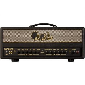PRS Sonzera 50 Guitar Head Amplifier at Gear 4 Music Image