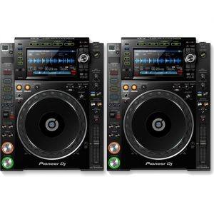 Pioneer CDJ-2000NXS2 Pair at Gear 4 Music Image