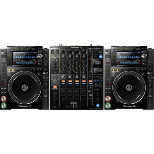 Pioneer CDJ-2000NXS2 and DJM-900NXS2 Bundle at Gear 4 Music Image