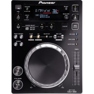 Pioneer CDJ-350 Digital Multimedia Deck at Gear 4 Music Image